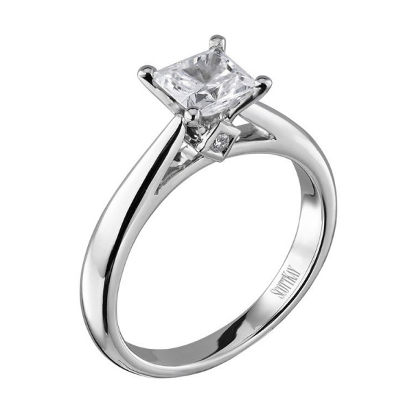 Scott Kay Luminaire Engagement Ring #M1600QR310WW