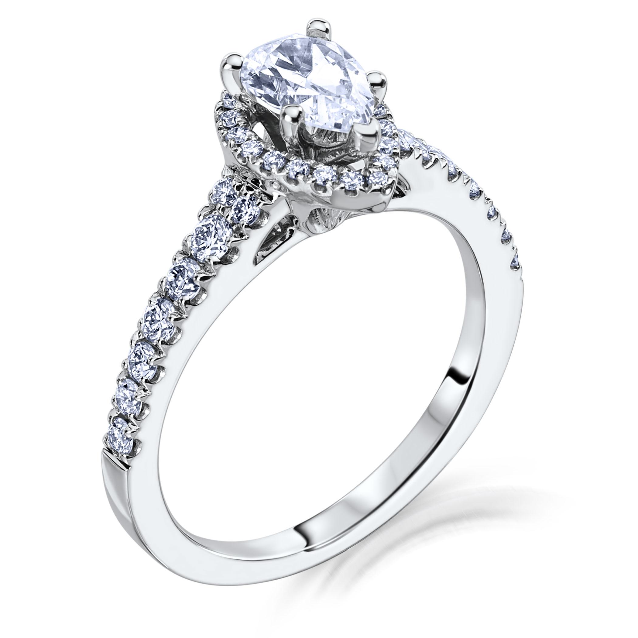 Scott Kay Engagement Rings: Scott Kay Luminaire Engagement Ring #M1649R510MM