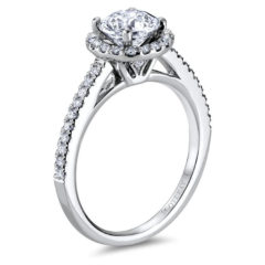 Scott Kay Luminaire Engagement Ring #M2053R510PP