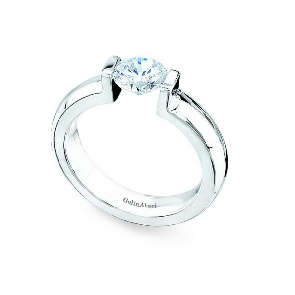 Gelin Abaci Engagement Ring #TR-004