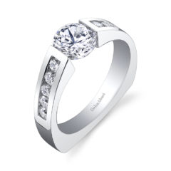 Gelin Abaci Engagement Ring #TR-145