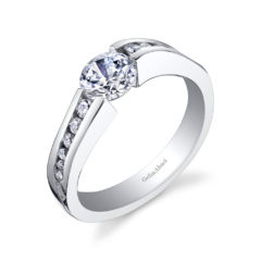 Gelin Abaci Engagement Ring #TR-153