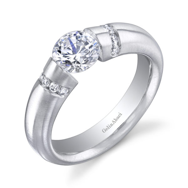 Gelin Abaci Engagement Ring #TR-167