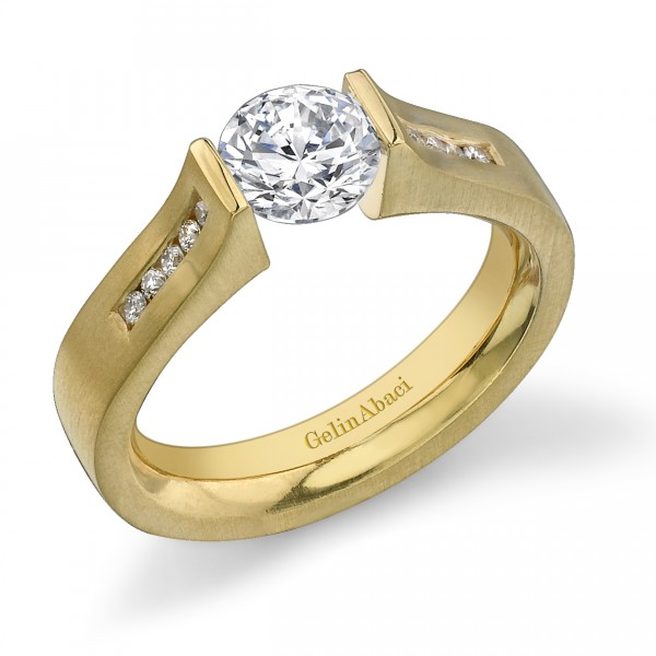 Gelin Abaci Engagement Ring #TR-221