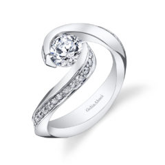 Gelin Abaci Engagement Ring #TR-266