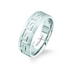 Gelin Abaci Amore Men's Wedding Band #1596
