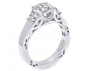 Tacori Engagement Ring #2801