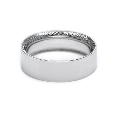 Tacori Mens Wedding Band 2557 Diamond Brokers Fine Jewelry Of