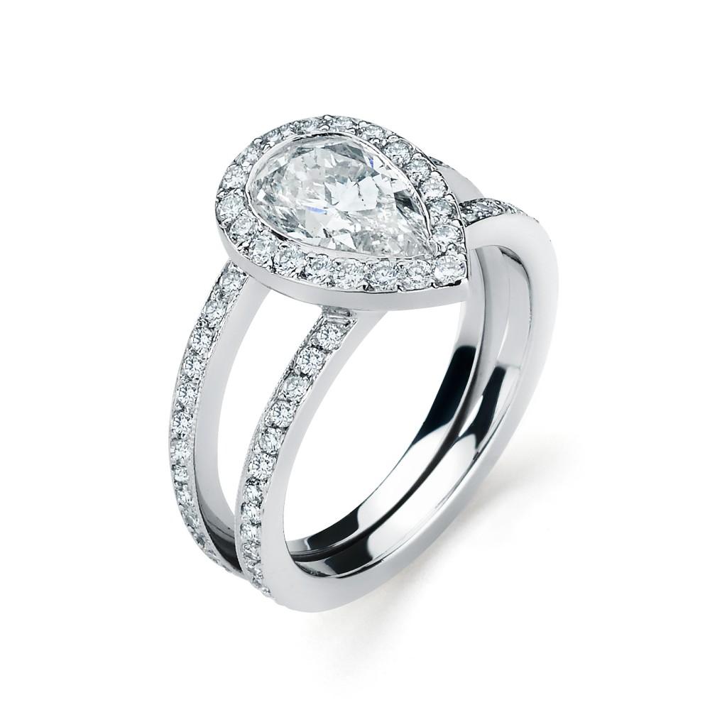 Garvani Engagement Ring Style #30925