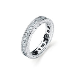 David Clay Wedding Band #31245