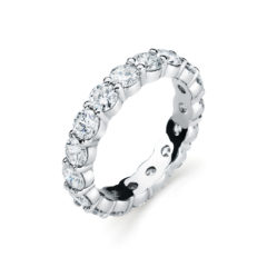 Garvani Eternity Wedding Band #30484
