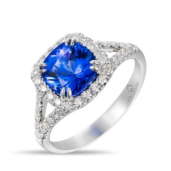 Lūvente Right Hand Gemstone Ring