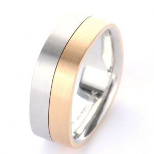 Stuart Moore Men's Wedding Band #102