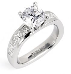 Stuart Moore Engagement Ring #101