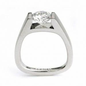 Stuart Moore Engagement Ring #105