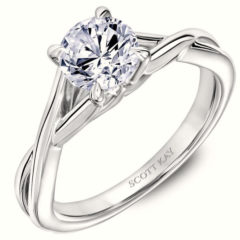 Scott Kay Namaste Engagement Ring #31-SK5635ER