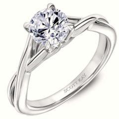 Scott Kay Namaste Engagement Ring #31-SK5635ER