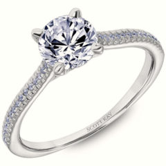 Scott Kay #M2058R510 Engagement Ring