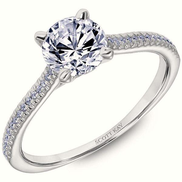 Scott Kay #M2058R510 Engagement Ring