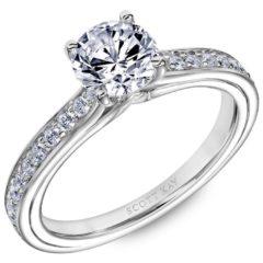 Scott Kay Namaste Engagement Ring #31-SK5671ER