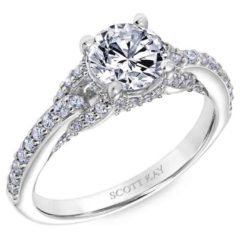 Scott Kay Embrace Engagement Ring #31-SK6035ER