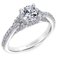 Scott Kay Embrace Engagement Ring #31-SK6035ER