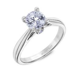 Scott Kay Luminaire Engagement Ring #31-SK8103ER