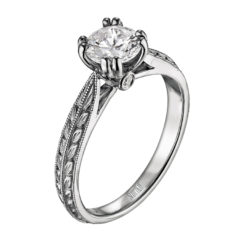 Scott Kay Luminaire Engagement Ring #31-SK8115ER