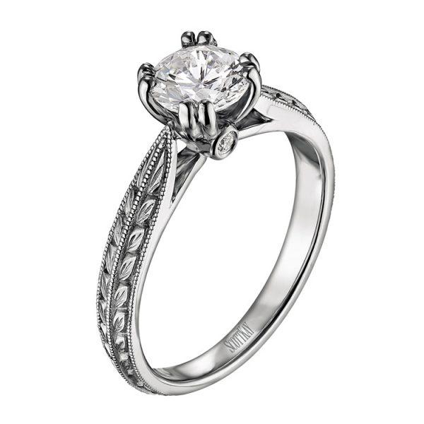 Scott Kay Luminaire Engagement Ring #31-SK8115ER
