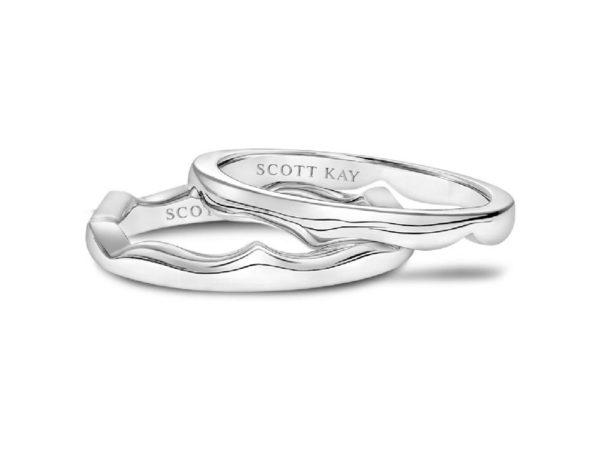 Scott Kay Embrace Wedding Band #31-SK5697W