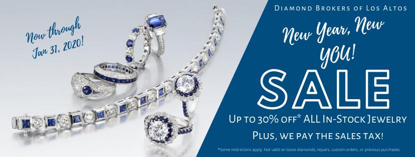 Diamond Brokers 30% Off January Sale