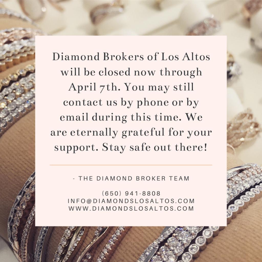 Diamond Brokers of Los Altos Notice